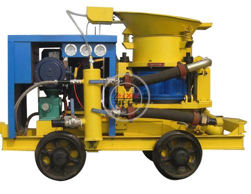 湿式混凝土喷浆机 PS5I