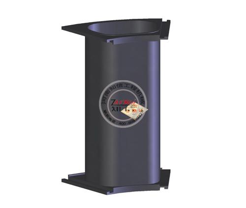 混凝土喷浆机配件 LQ橡胶料腔系列