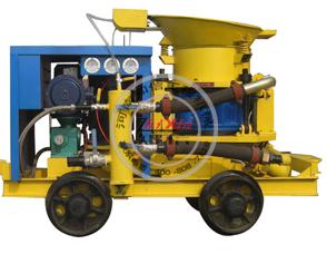 矿用湿式喷浆机 PS5I