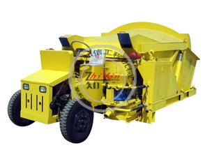 混凝土喷浆车 YFP-C7×2