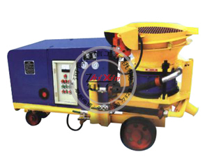河南湿喷机 ZSP-8