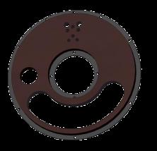 喷浆机配件 橡胶密封板SBS/SBX-6F/8F