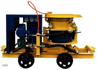 矿用湿式喷浆机 PS7I